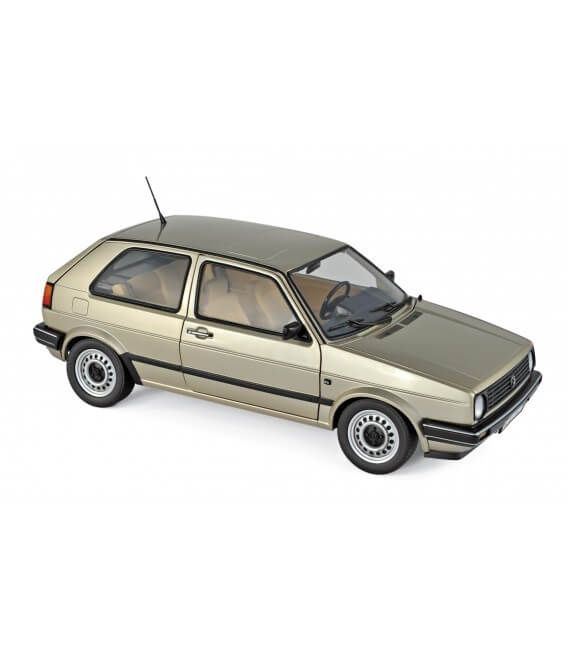 Volkswagen Golf CL 1985 - Beige metallic