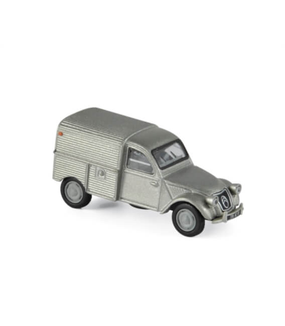 Citroën 2CV AU 1951 grey