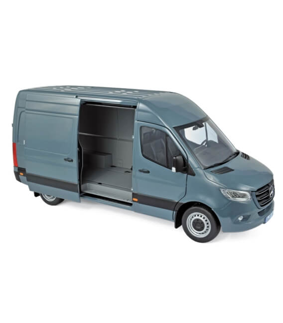 Mercedes-Benz Sprinter 2018 - Bluegrey