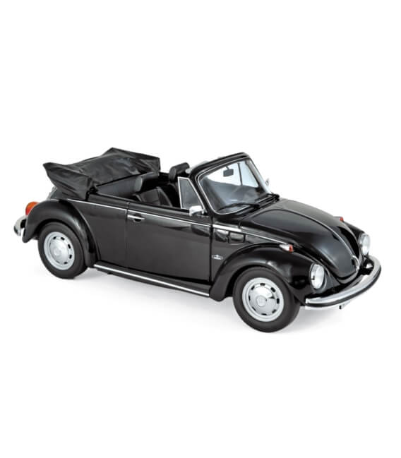 Volkswagen 1303 Cabriolet 1972 - Black - 200 PIECES ONLY