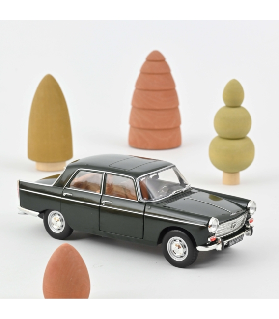 Peugeot 404 1965 - Antique Green