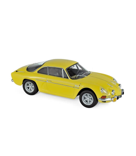 Alpine Renault A110 1600S 1970 - Yellow