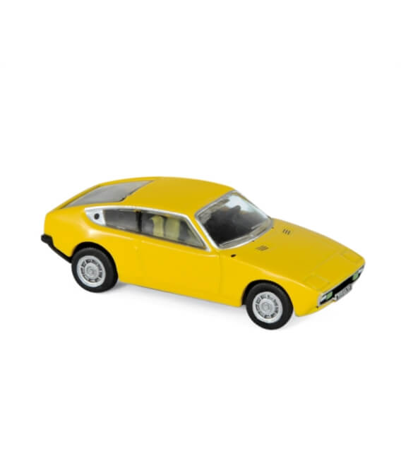 Matra-Simca Bagheera 1975 - Sun Yellow
