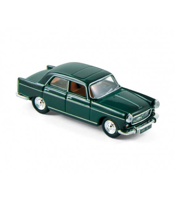 Peugeot 404 1968 (x4) - Antique Green