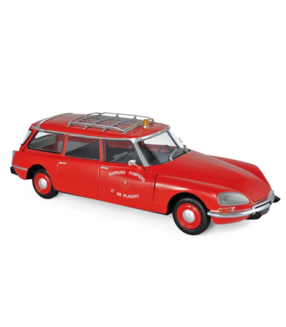 Citroën Break 21 1970 - Pompiers - EXCLU WEB - 100 PCS ONLY