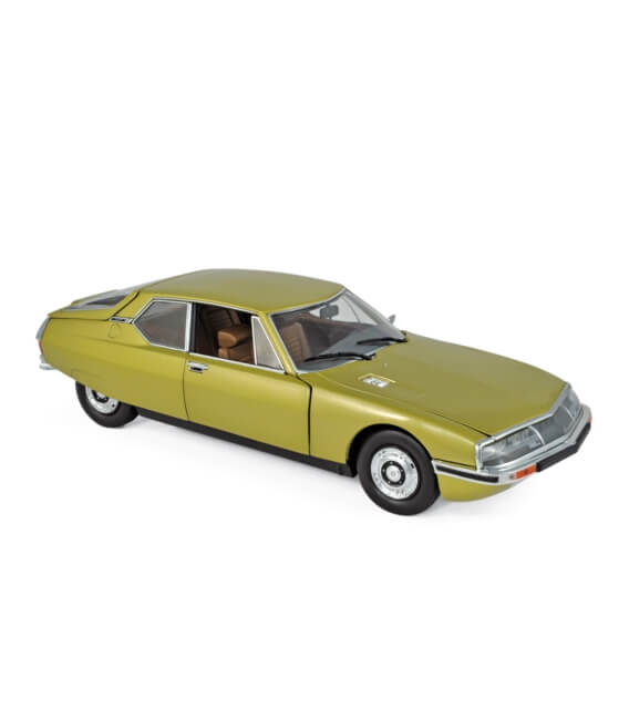 Citroën SM 1971 - Golden leaf