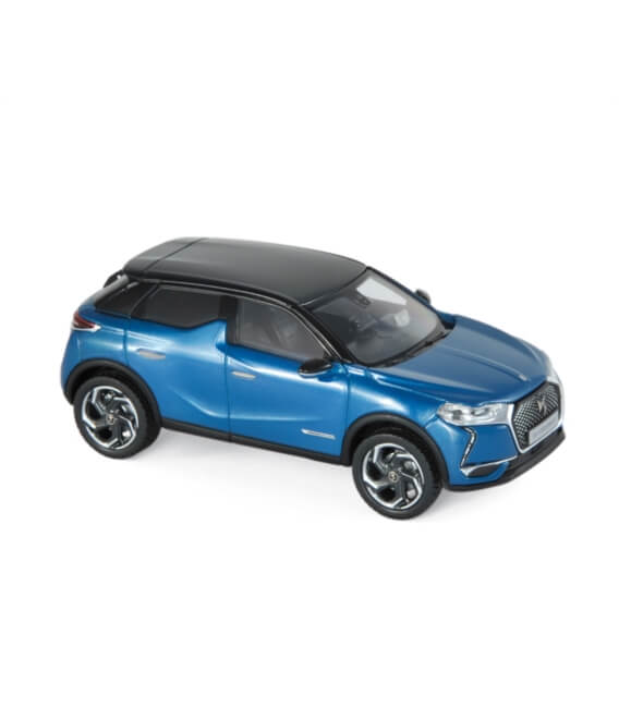 DS 3 Crossback 2019 - Blue & Black roof