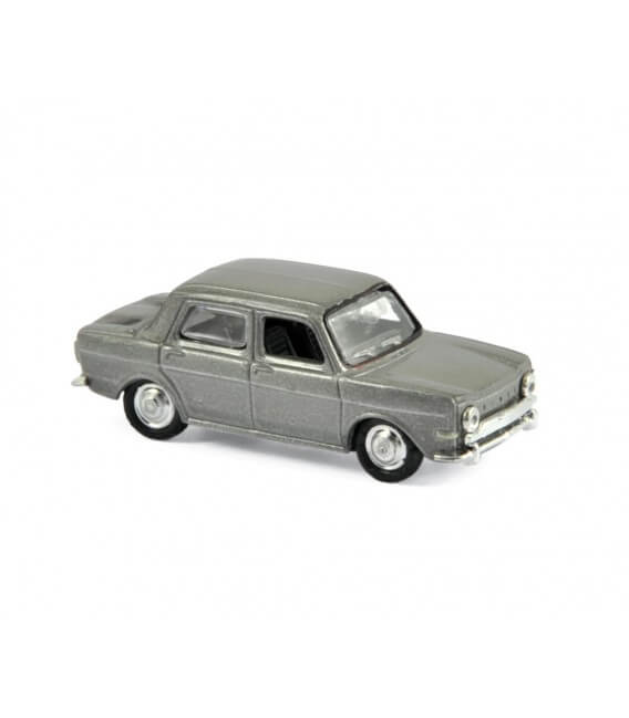 Simca 1000 GLS Murphy 1968 (x4) - Metallic Grey