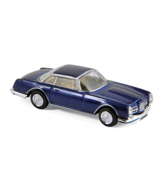 Facel vega II Coupé 1961 (x4) - Facel Blue Metallic