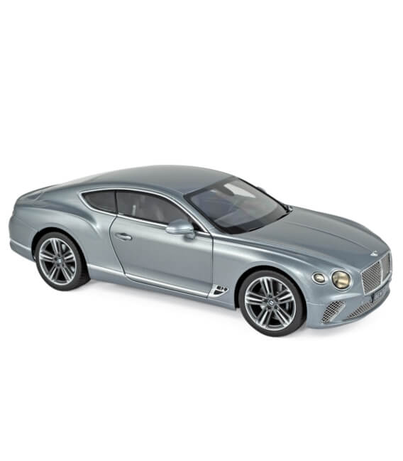 Bentley Continental GT 2018 - Hallmark metallic