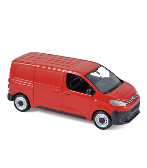 Citroen Jumpy 2016 - Red