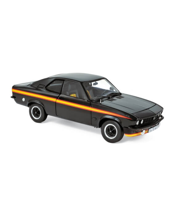 "Opel Manta GT/E ""Black Magic"" 1975 - Black"