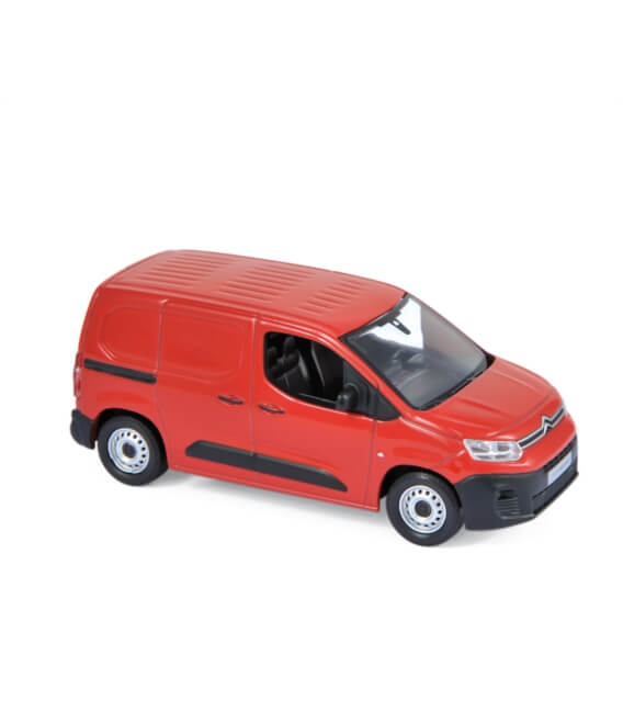Citroën Berlingo Van 2018 - Red