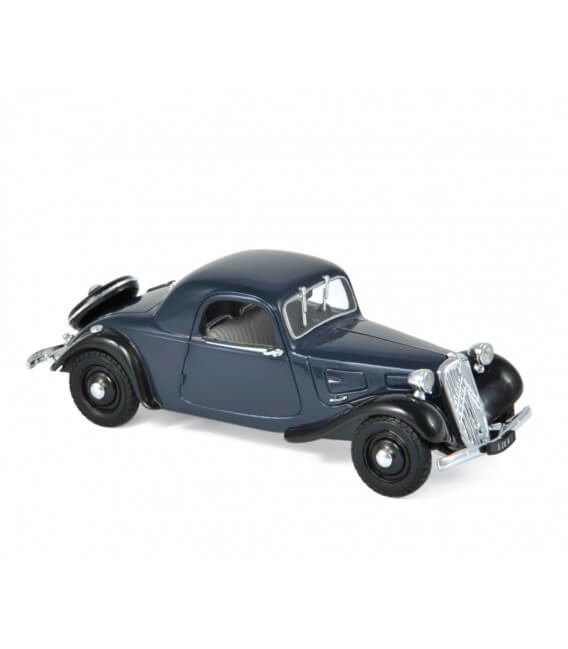 Citroën Traction 7C Faux Cabriolet 1937 - Dark Blue