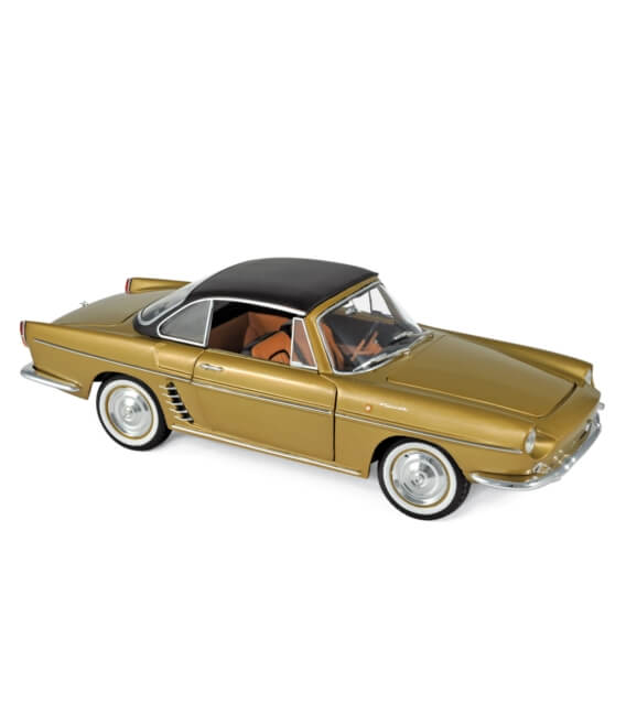 Renault Floride 1959 - Bahama Yellow metallic