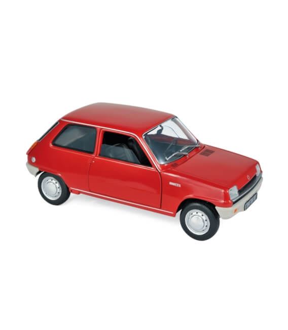 Renault 5 1972 - Red