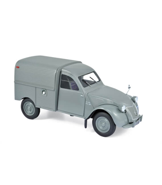 Citroën 2CV Fourgonnette 1957 - Grey
