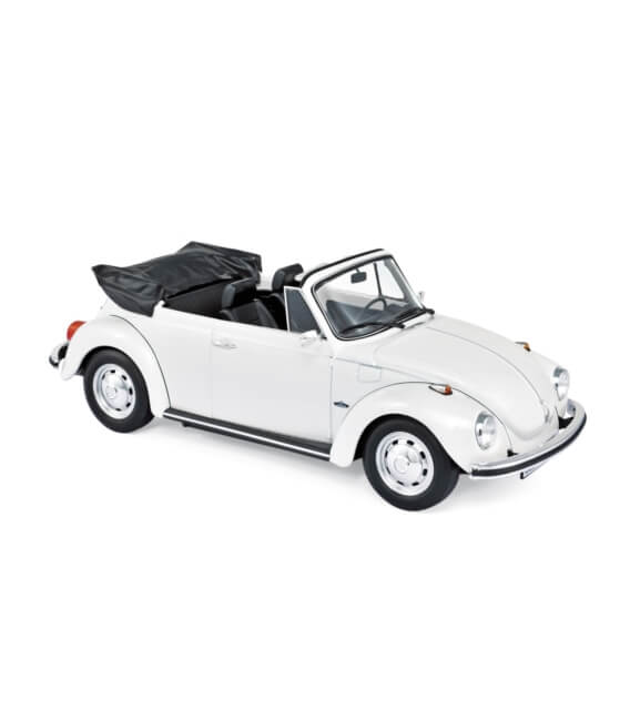 VW 1303 Cabriolet 1972 - White