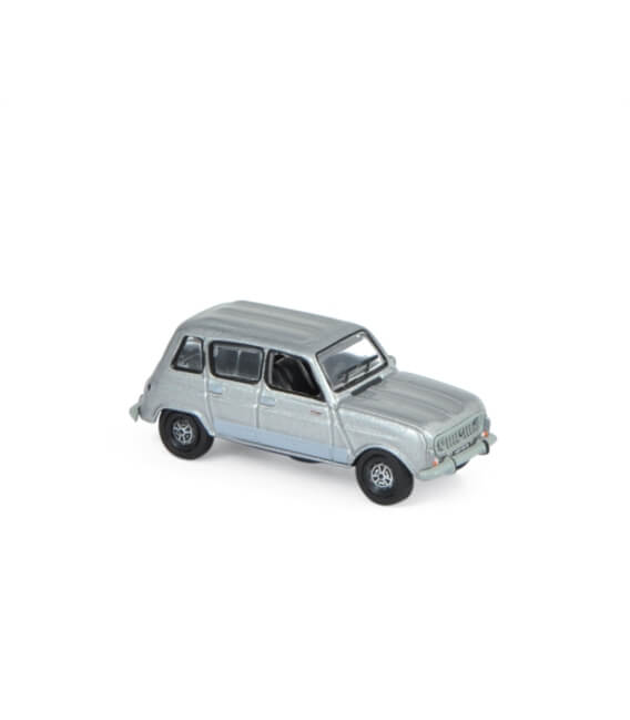 Renault 4 GTL 1987 - Grey Metallic (x4)