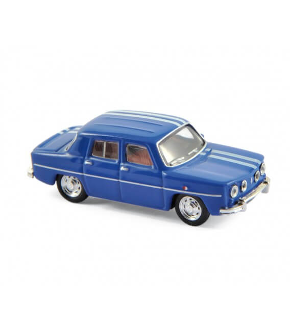 Renault 8 Gordini 1966 (x4) - Bleu-de-France Blue