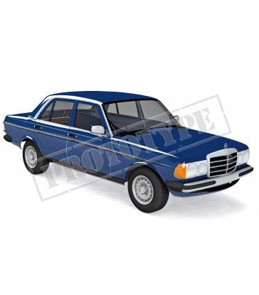 Mercedes-Benz 230 1980 - Blue