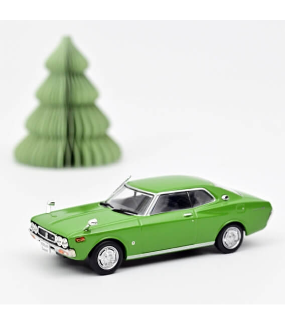 Nissan Laurel Hard Top 2000 1972 - Green