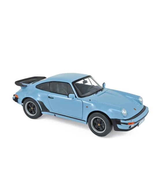 Porsche 911 turbo 1978 - Light Blue