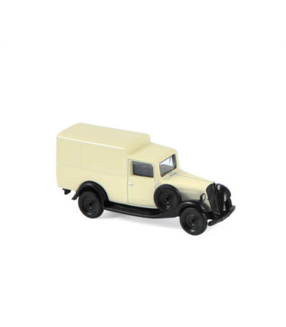 Citroën U11 Truck 1935 - Cream & Black