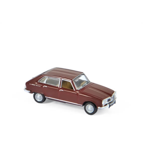 Renault 16 Super 1966 - Dark Red