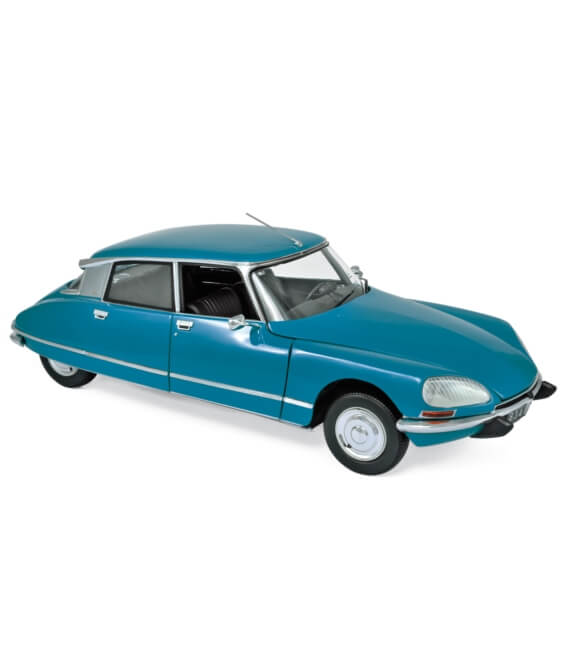 Citroën DS 23 Pallas 1972 - Lagune Blue - EXCLU WEB - 100 PCS ONLY