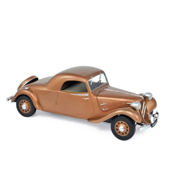 "Citroën ""Traction Avant"" 11B Coupé 1938 - Brown"
