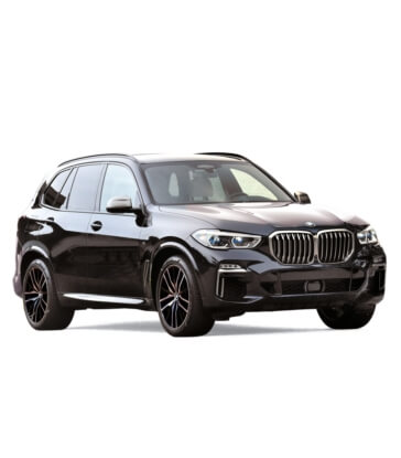 BMW X5 2019 - Black metallic