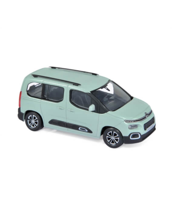 Citroën Berlingo 2018 - Aqua Green