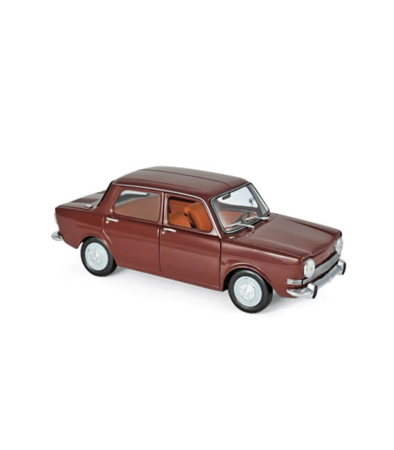 Simca 1000 LS 1974 - Amarante Red