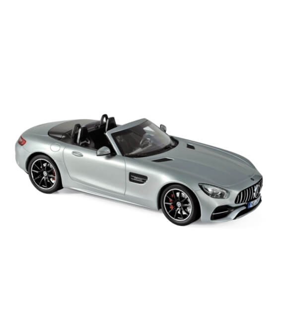 Mercedes-AMG GT C Roadster 2017 - Silver