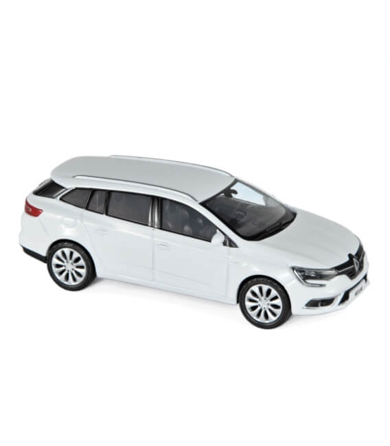 Renault Megane Estate 2016 - Glacier White