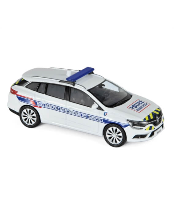 "Renault Megane Estate 2016 - ""Police Municipale Intercommunale"""