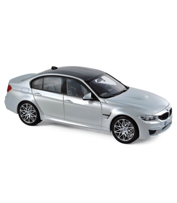 BMW M3 Competition 2017 - Silver
