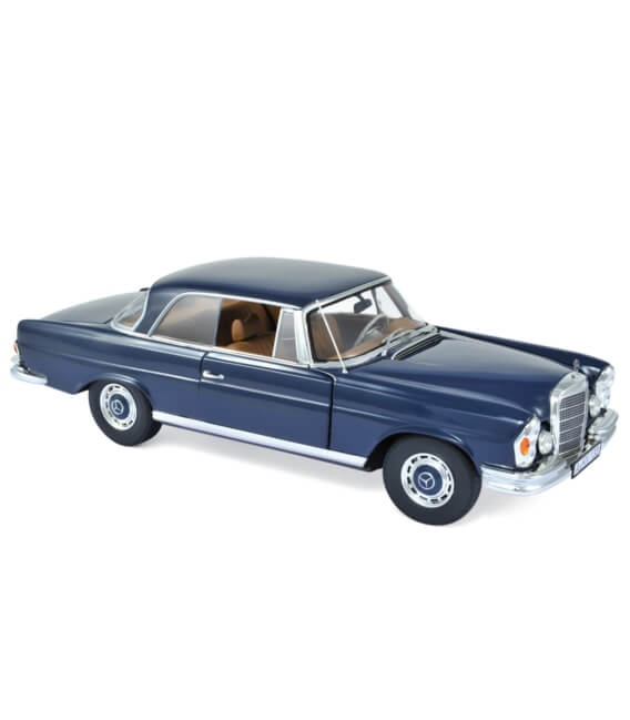 Mercedes-Benz 280 SE Coupe 1969 Dark Blue - EXCLU WEB - 100 PCS ONLY