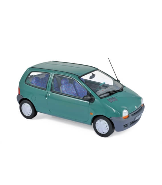 Renault Twingo 1993 - Coriandre Green - EXCLU WEB - 100 PCS ONLY