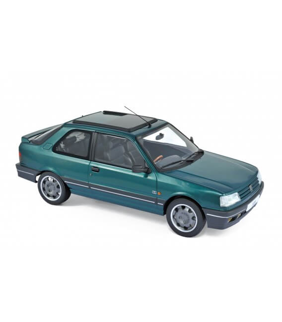 "Peugeot 309 GTI 1991 - ""Goodwood"" Green"