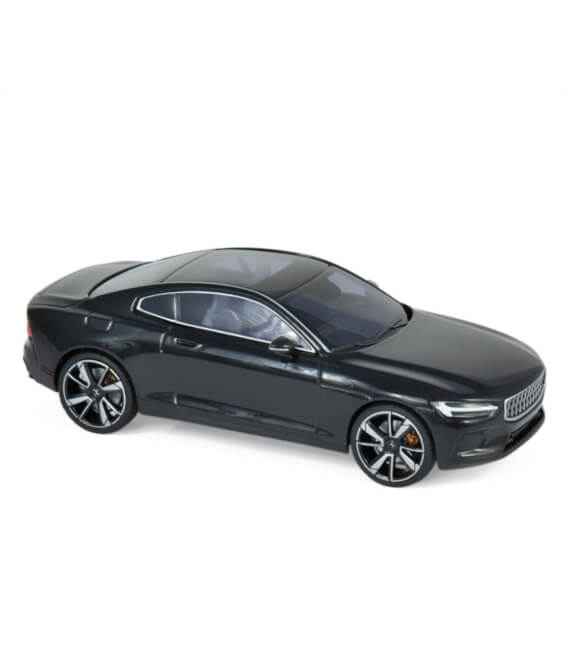 Polestar 1 2020 - Space Black & chrome frame & beige interior