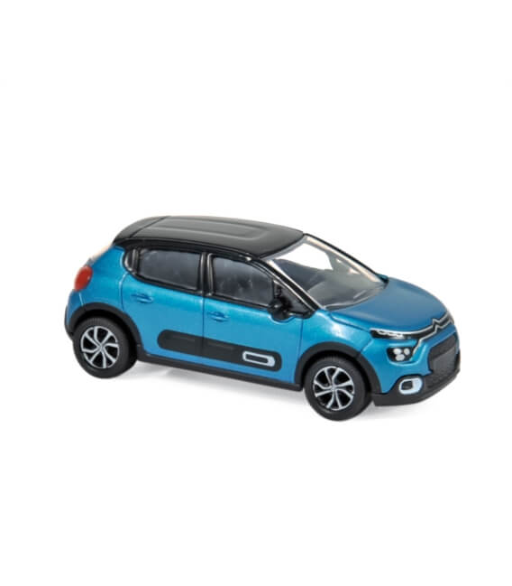 Citroën C3 2020 - Blue & Black