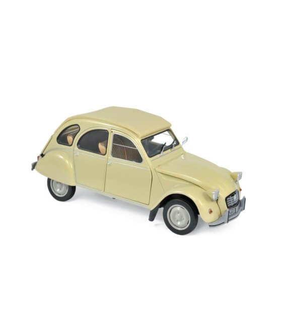 Citroën 2CV 1978 - Gazelle Beige - EXCLU WEB-150 PCS ONLY