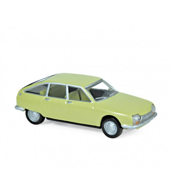 Citroën GS 1970 - Primevere Yellow