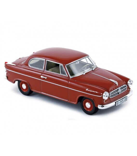 Borgward Isabella Berline 1960 - Red