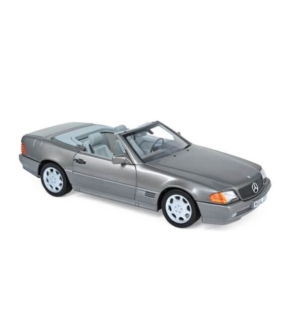 Mercedes-Benz 500 SL 1989 - Grey metallic