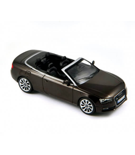 Audi A5 Cabriolet 2012 - Brown Metallic