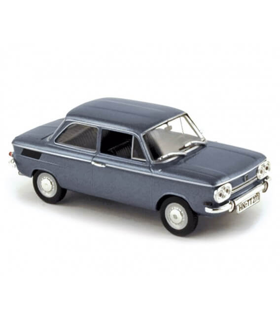 NSU TT 1969 - Metallic Grey