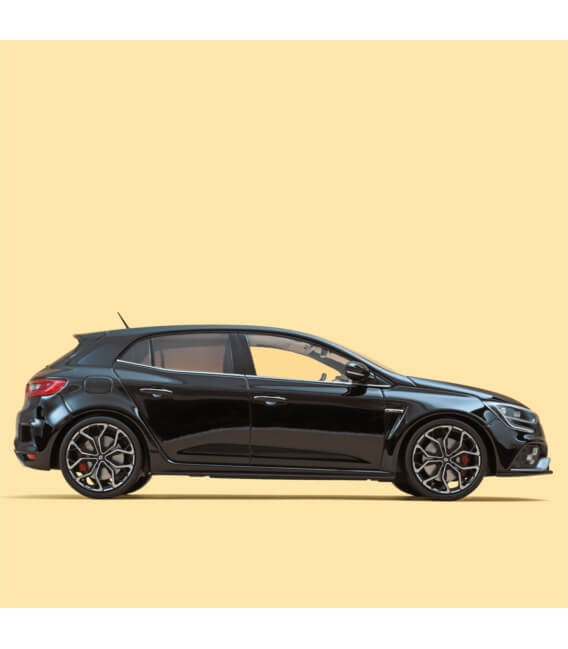 Renault Megane R.S. 2017 - Black Limited Edition